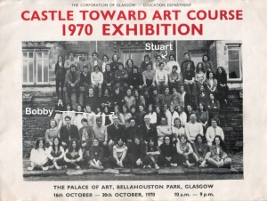 Castle Toward class of 1970 copy